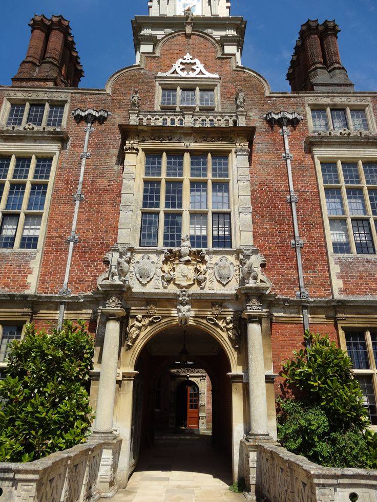 Architecture blickling hall in norfolk architecture for Architects norfolk