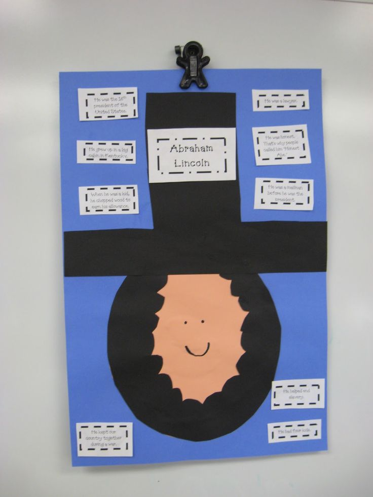 So, here are a couple of things we're doing in First Grade this week to celebrate the old presidents.   First, we read a couple of books ab...