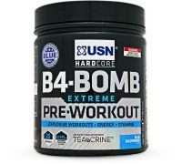USN -  B4 Bomb Pre Workout  - Blue Raspberry