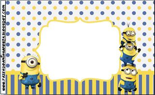 Diy Minion Invitations with good invitations ideas