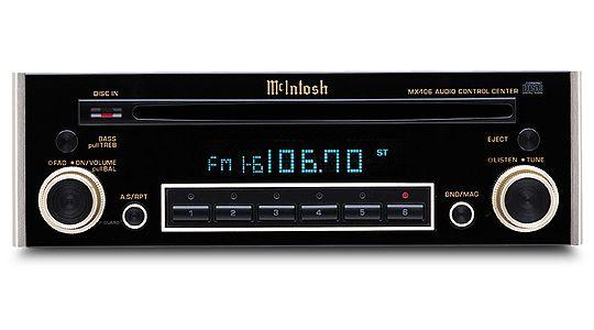 The McIntosh MX406: Classic car audio