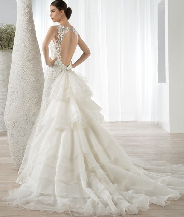 116 best Demetrios Collection images on Pinterest | Wedding frocks ...