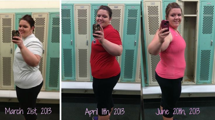 reasonable weight loss 3 months