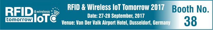Syndicate RFID will be showcasing its range of RFID & NFC tag & label solutions at RFID & Wireless-IoT Tomorrow, 27-28 September 2017 in Van Der Valk Airport Hotel, Dusseldorf, Germany. The company plans to unveil its range of Tamperproof HF & UHF labels for Authentication & brand protection applications. In addition, the company will also be displaying the newly developed RTI labels for application plastic totes/crates/dollies. High durability labels which withstand harsh industrial…