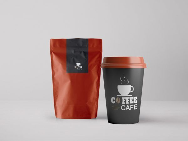 Download All Free Mockups Mockup World Coffee Packaging Paper Coffee Cup Paper Cup