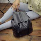 Women Leather Backpack School Travel Bags Backpacks For Teenagers Girls Rucksack
