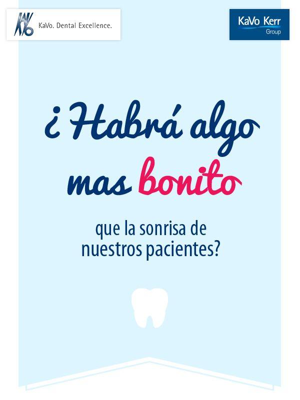 ¿Habrá algo más bonito que la #sonrisa de nuestros #pacientes?