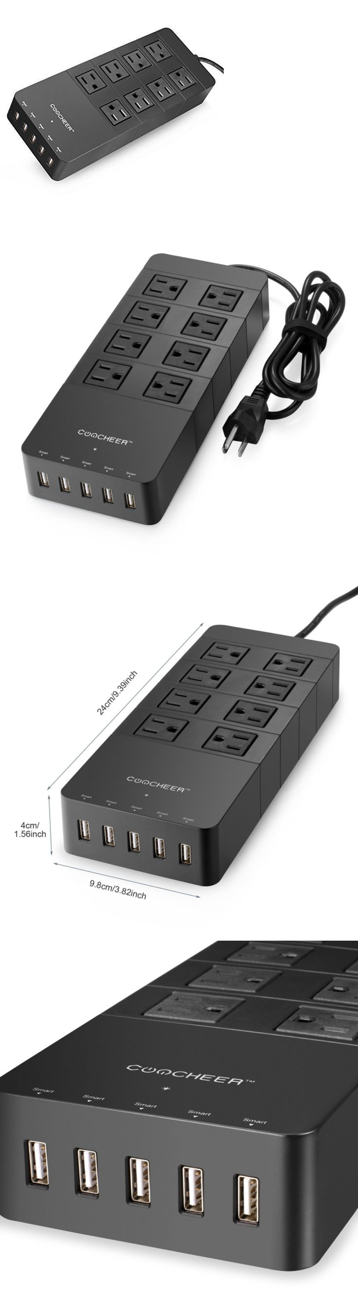 17 best ideas about power strips on pinterest charging stations electronics storage and power. Black Bedroom Furniture Sets. Home Design Ideas