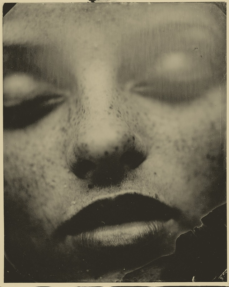 Virginia #42 (What remains series) 2004 Sally Mann. I saw these prints in London last year at the 'Sally Mann' exhibition at the Photographers' Gallery. It was haunting.