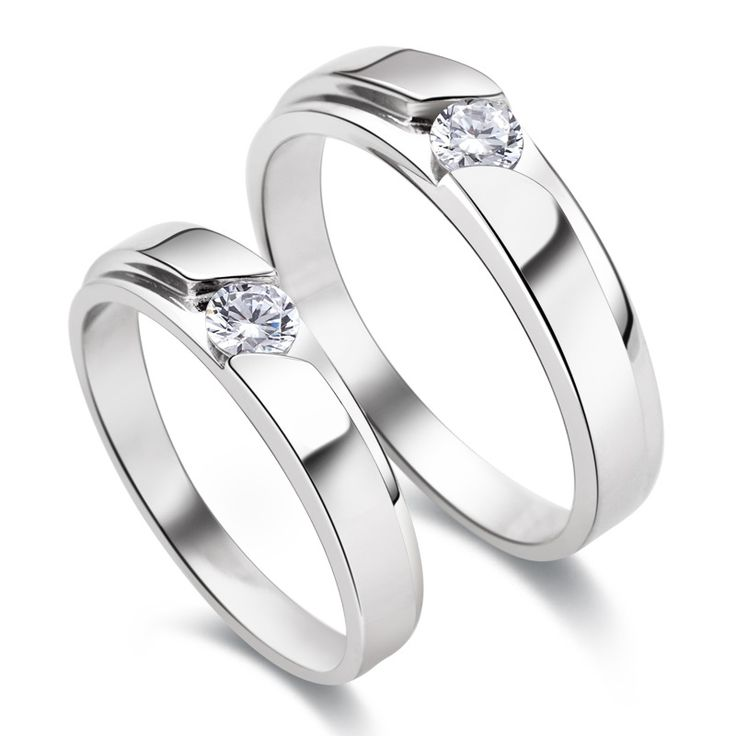 best bands couple pure band lovely design rings silver product diamond rm jewellers american stylish