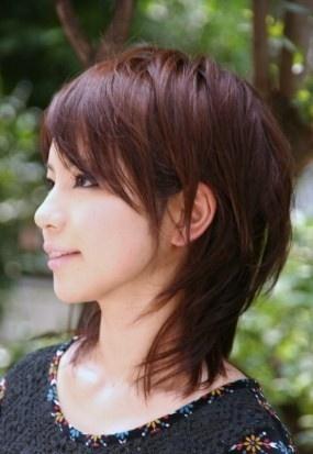 Hair Style   ☆ 彡 Medio esponjoso cabello corto ☆ - salón de belleza en Jingumae Shibuya, Omotesando Tasha Tasha Tasha / [Shibuya-ku, Tokio]