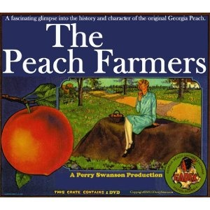 history of the georgia peach farmer