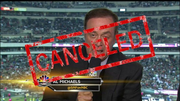 NFL Cancels New Year's Eve Sunday Night Football Game After Realizing It Scheduled A New Year's Eve Sunday Night Football Game