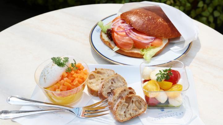 世界で2店舗だけ!パリの名門料理学校が手がける代官山の路地裏フレンチデリ&カフェ|ことりっぷ