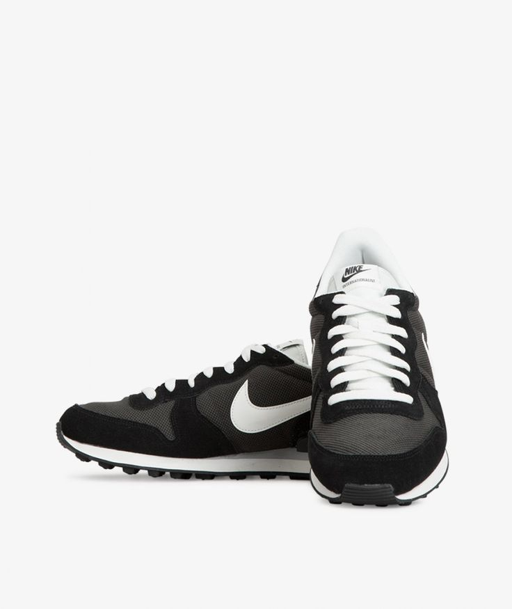 Internationalist from Nike. The shoe features a durable, breathable upper  for a plush feel and clean finish.