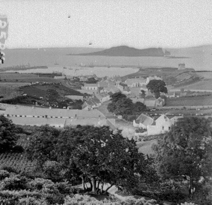 Howth Harbour & Ireland's Eye 1860 - 1883