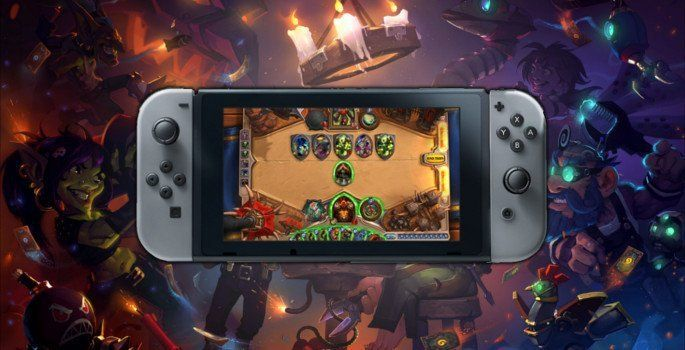 """Blizzard: """"There are no plans to move HearthStone to the Nintendo Switch"""" https://powerup-gaming.com/2018/02/12/hearthstone-nintendo-switch/ #gamernews #gamer #gaming #games #Xbox #news #PS4"""
