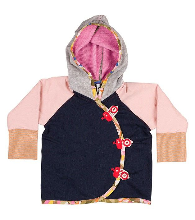 Blueberry Sundae Hoodie, Limited edition clothing for children, www.oishi-m.com