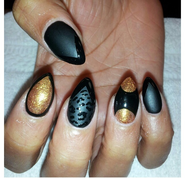 Urban Stiletto Nail Art: 103 Best Images About Dope Nails On Pinterest