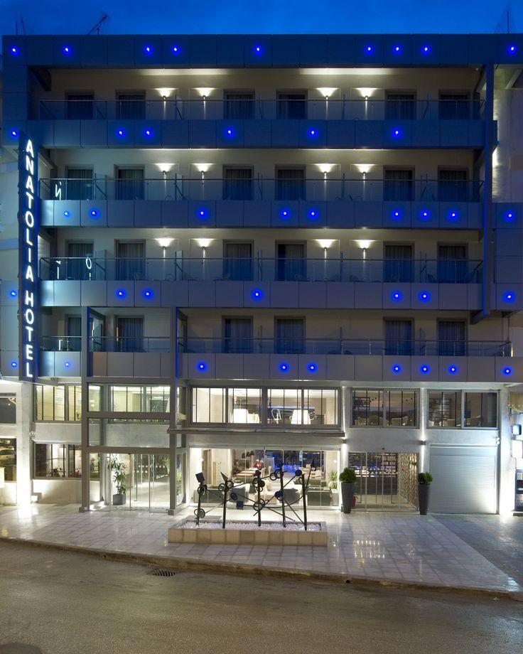 Exterior photo of Anatolia Hotel