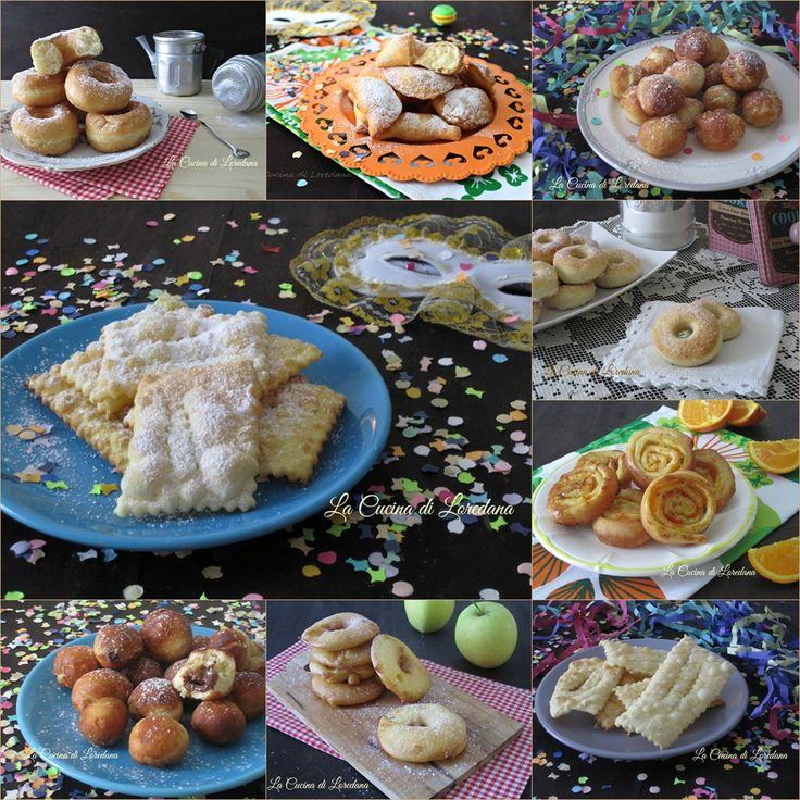 Dolci di carnevale tante ricette semplici e deliziose for Ricette semplici cucina
