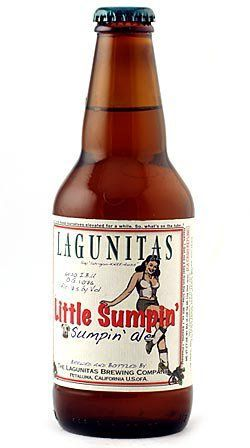 Review of Lagunitas A Little Sumpin' Sumpin' Ale #Beer