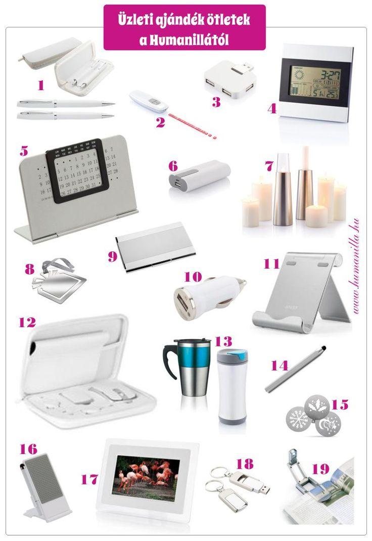 Üzleti ajándék ötletek a Humanillától. Olvass róla itt: www.humanilla.hu/karrier-uzleti-ajandek-oteletek/