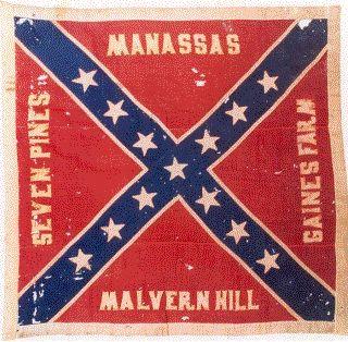 2nd Mississippi Battle Flag