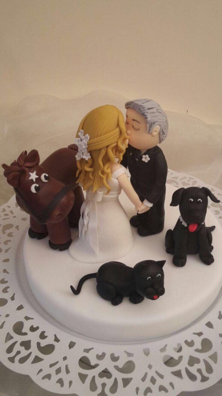 Wedding cake topper ❤️
