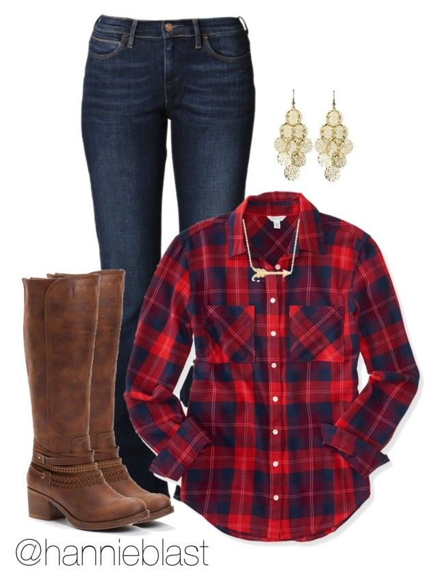 """""""Country Date Night"""" by hannieblast ❤ liked on Polyvore featuring Wrangler, Aéropostale, Alexia Crawford, Roberto Coin and country"""