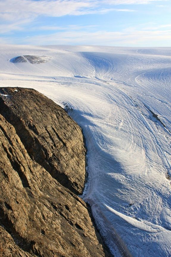 Sverdrup Glacier, Nunavut, Canada