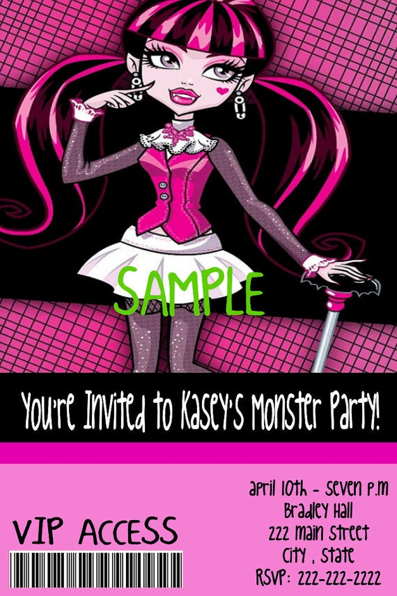 101 best Halloween Party 2015, Monster High images on Pinterest
