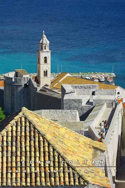 Dubrovnik (Croatia) is one of the most prominent tourist destinations in the Mediterranean. All rights reserved - Copyright © Adam Zoltan  http://adamzoltan.net