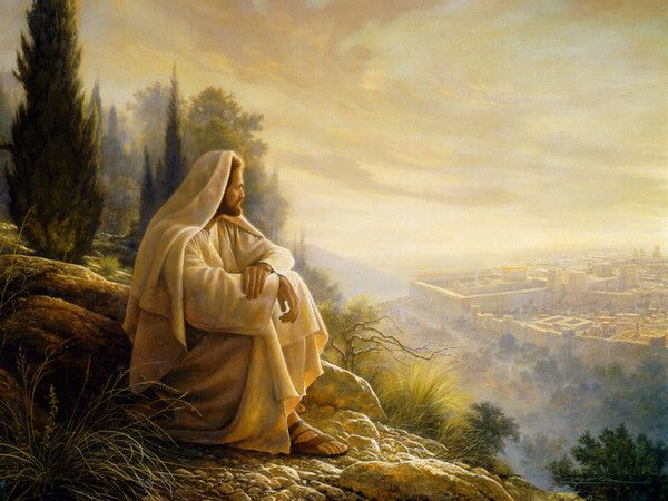 Greg Olsen art - Have this one above my fireplace.