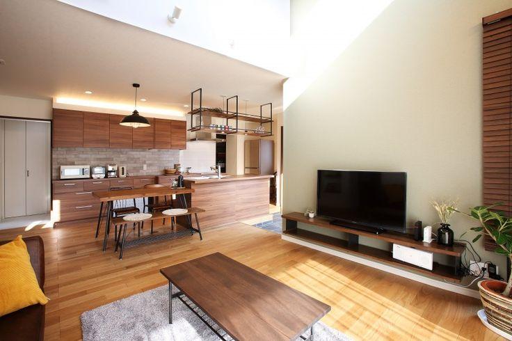 納入事例一覧 | ミコロールモデルハウスについて。実際にグラフテクトのキッチン・家具を納入工した事例をご紹介しております。新築・リフォームなどでご検討の際、ぜひご参照ください。