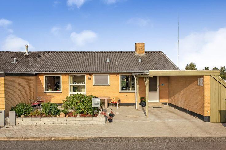 Rækkehus på Lokesalle i Horsens - Ejendommen