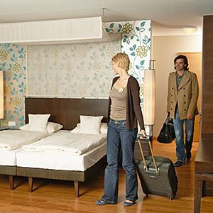 13 tips to getting the best hotel room deals ~ No single method or tool will land you an excellent rate, but you have plenty of ways to save.