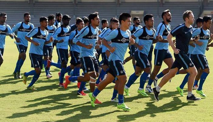 Kolkata: All India Football Federation (AIFF) President Praful Patel`s proposed new competition involving top four teams from the I-League and Indian Super League (ISL) might not see the light of the day.