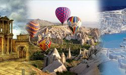 10 Nights 11 Days Turkey Tour Packages