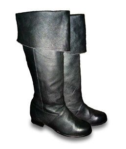 MUTINY Pirate Boots Renaissance Boots Cavalier Boots by RenBoots, $109.00