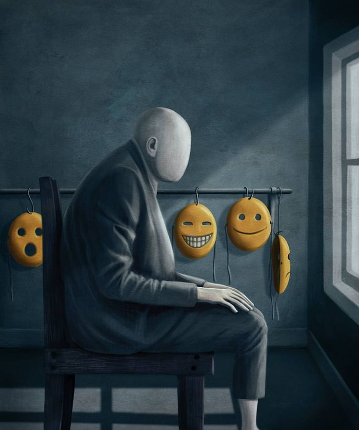 #mask #face #room #painting #window #man #evening #alone #lonely #personality #empty #chair #art #thoughts #fear #nobody #moonlight #thinking #emoticon #stoner #dark #home #bored #illustration #coverart #тишина #лицо #маска #sad #scary