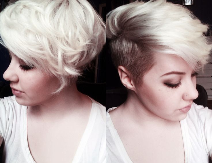 So tempted to cut a pixie again