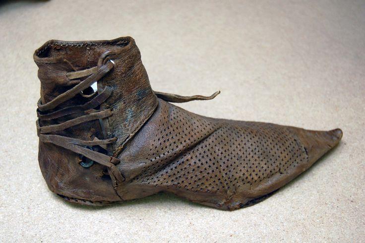 Medieval Fashion Shoes
