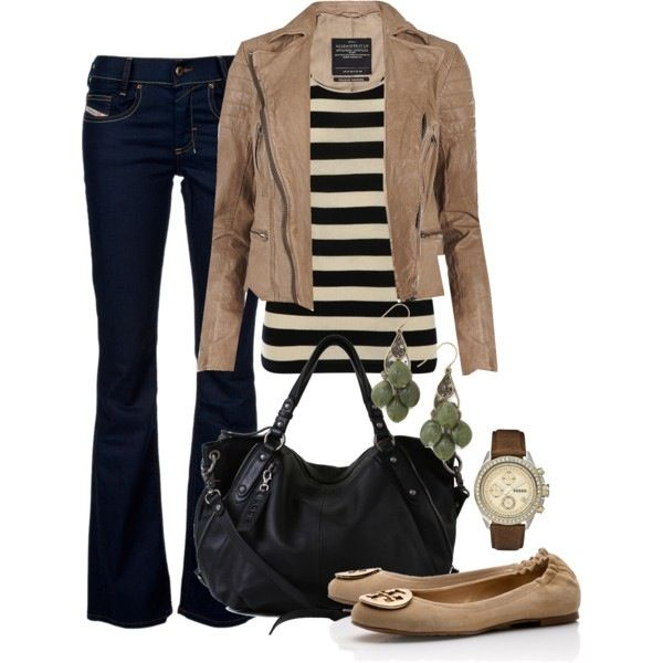 Cute Casual Outfit For Fall Run Errands And Still Look Great Style Trends Pinterest