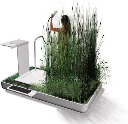 Ecosystem Shower