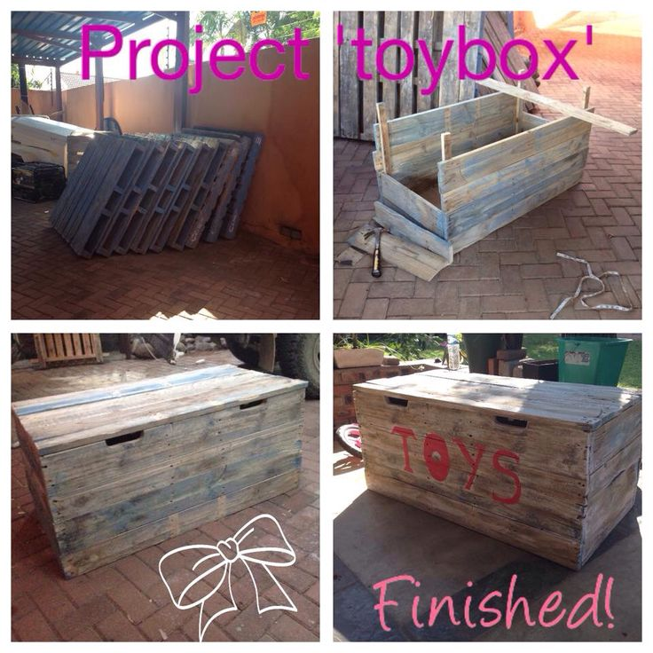Girls toybox project