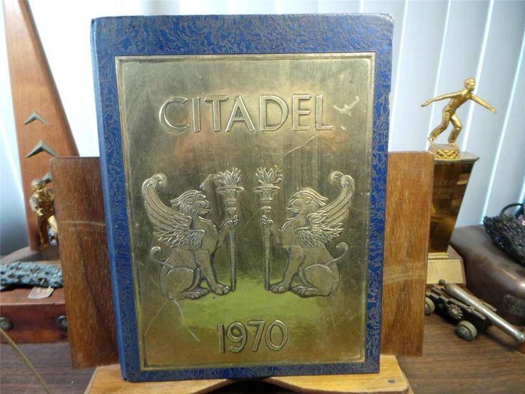 1970 WESTMINSTER HIGH SCHOOL California Original YEARBOOK Annual Citadel