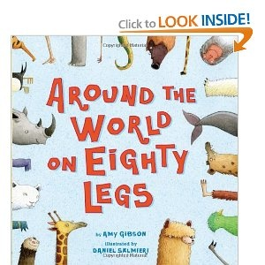I want to write books like this about the world for kids