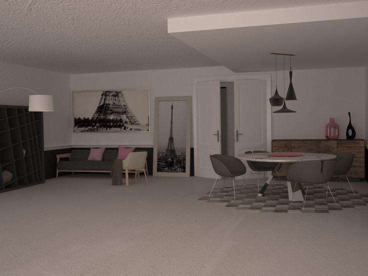 Midnight in Paris <3 #13seven #interiordesign #homedesign #arredamentointerni #interiordecoration #furniture #homedecoration #lovedesign #furniturehome