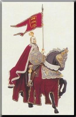 Modelo de Armadura Medieval